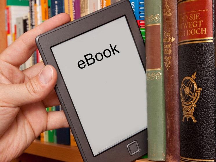 การอ่าน E-Book
